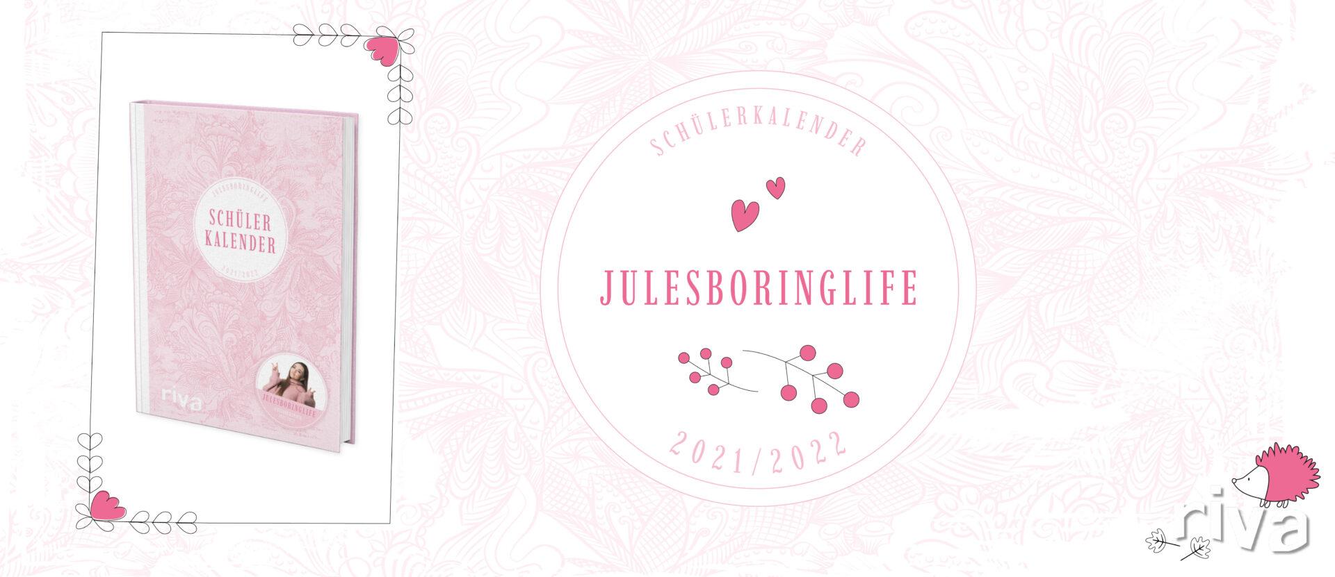 Julesboringlife Schülerkalender